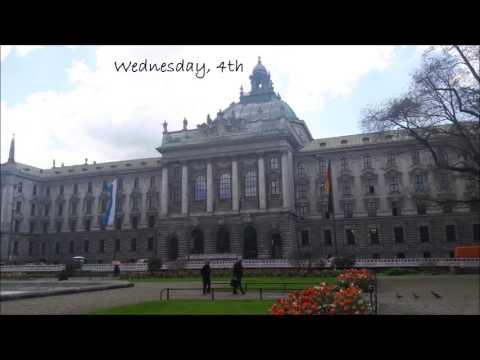 "München - Munich, Bavaria, Germany - Life as a ""tourist"""