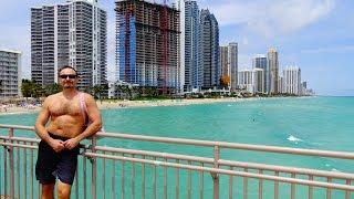 США. ГУЛЯЕМ по МАЙАМИ БИЧ! Sunny Isles Beach VLOG(ПОМОЩЬ ЭМИГРАНТАМ в США - http://ru-florida.com Мы рады помочь всем, кто собирается на отдых или ПМЖ в США, солнечный..., 2016-04-22T01:51:59.000Z)