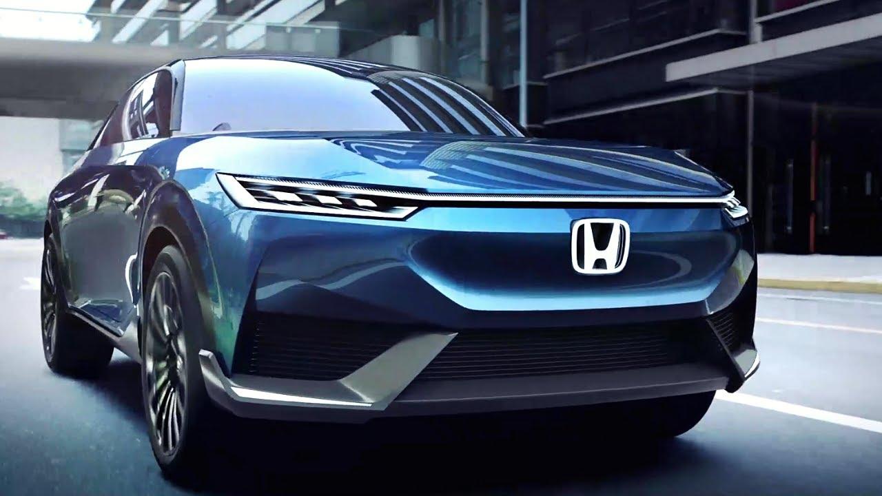 All-New Honda SUV e Concept Electric Car (5)