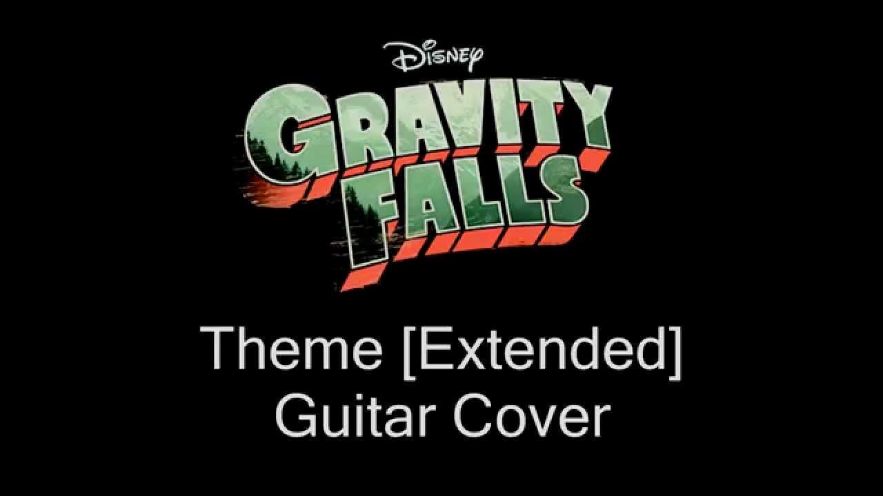Google gravity theme - Gravity Falls Theme Extended Guitar Cover