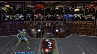 Rise 2: Resurrection All Characters [PSX]