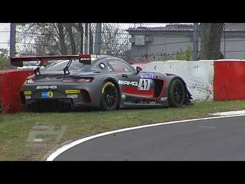 HIGHLIGHTS: the qualifying race for the Nürburgring 24-hours