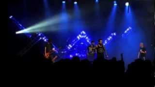 "Exhale (Swe grind) - ""Turning blind"", live in Schweiz 2012"
