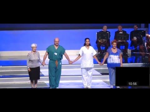 Where Do Hadassah Hospital's Nurses Come From?