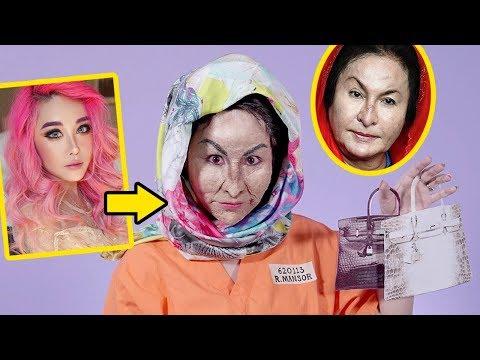 Xiaxue transforms into Rosmah Mansor for Halloween!