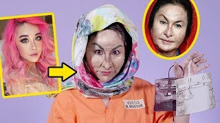 Xiaxue transforms into Rosmah Mansor for Halloween!