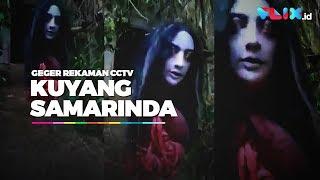Geger! Rekaman Cctv Hantu Kuyang Ditangkap Warga Samarinda