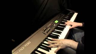 """What Love Is This?"" by Kari Jobe (Cover II: Piano Only)"