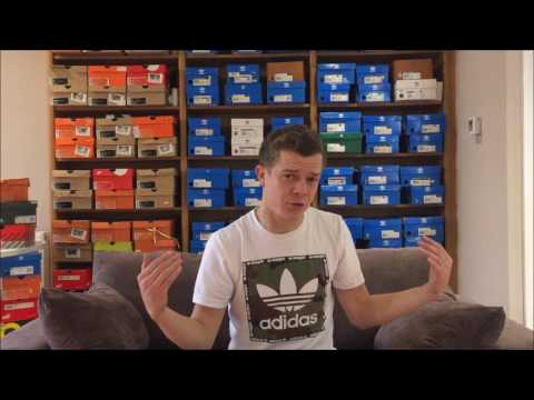 Episode 1 - Welcome to the annexe: Air Max 95, Adidas Micropacer