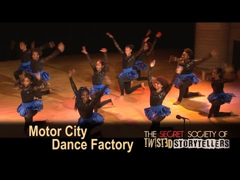 "The Secret Society Of Twisted Storytellers - ""BIG SEXY!"" - Motor City Dance Factory"