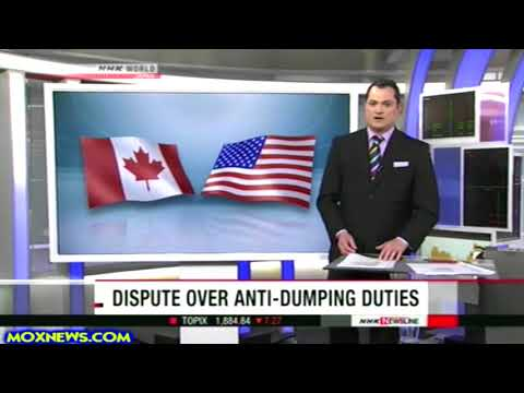 Canada Files Complaint Against Unites States With WTO Over Anti-Dumping Duties