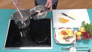 Blind Taste| Java 3| Puntata 4, Receta sallatë deti mikse