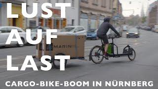 Lust auf Last - Cargo-Bike-Boom in Nürnberg