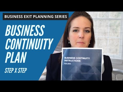 How To Create Your Business Continuity Plan