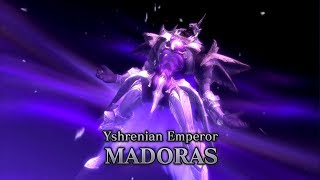 White Knight Chronicles 2 FINAL Boss Emperor Madoras