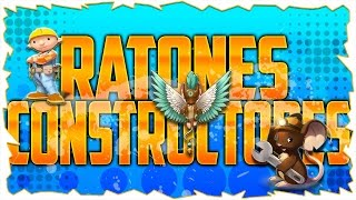 Ratones Constructores | TRANSFORMICE °1 | The Royal Game ☜