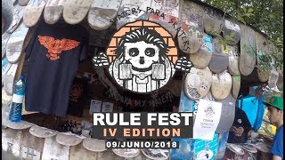 Mondaka DIY - Rule Fest IV - 2018