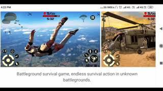 Top 10 Games Like Pubg For Android Under 100mb Offline   10 Aesi Games Jo Same Pubg Jasi Hai