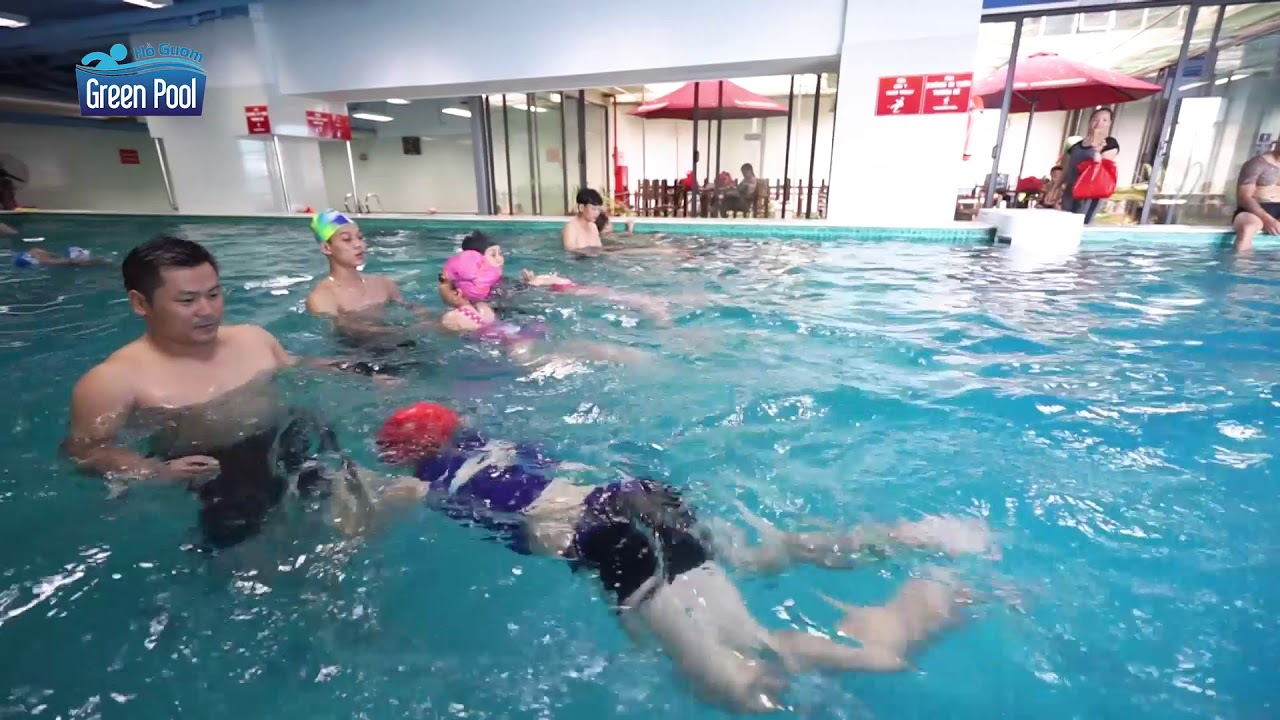 Hồ Gươm Green Pool – Bể Bơi Bốn Mùa Cao Cấp Hà Nội