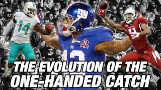 Download The Evolution of the One-Handed Catch | NFL Films Presents Mp3 and Videos