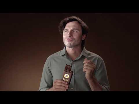Реклама Alpen Gold Dark - Ароматный апельсин (2018 год)
