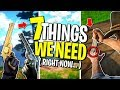 7 THINGS *WE NEED* RIGHT NOW in Red Dead Online.. | Red Dead Online Beta