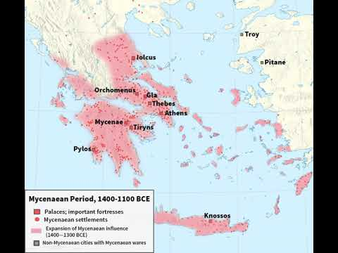 Download Mycenaean Greek Wikipedia Audio Article MP3, MKV