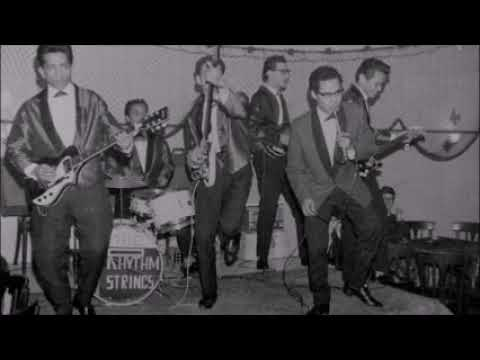Ricky And The Rhythm Strings Rock & Roll Revival 1981