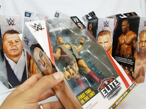 NEW WWE ELITES PETE DUNNE + MORE! FREE FIGURE GIVEAWAY