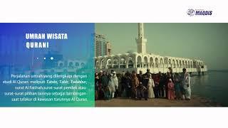 Umrah Sesuai Sunah Bersama Maqdis Travel