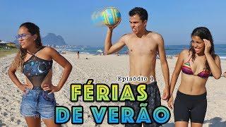 FÉRIAS DE VERÃO! - EPISÓDIO 1 - KIDS FUN