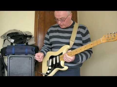 Fender Bullet S3 Guitar Demo - USA made in 1983
