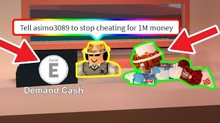 Getting 1 MILLION MONEY in 10 MINUTES??!! | Roblox Jailbreak