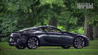 2018 Lexus LC 500 luxury sports coupe review
