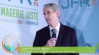 Bilan des JFR 2018 et perspectives d'avenir pour la radiologie