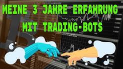 Meine Erfahrung mit Trading Bots / Kann man mit  Krypto-Trading-Bots Geld machen
