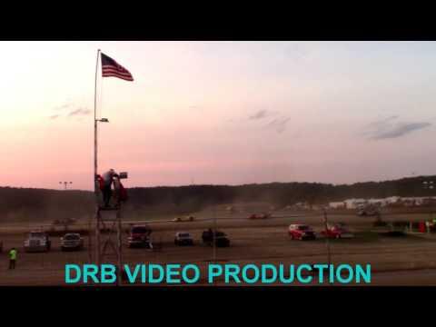 Marion Center Speedway 8/5/17 Super Late & Steel Block Heat 2 OF 4