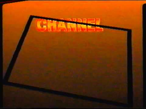 Channel 5 Video (1989) VHS UK Logo