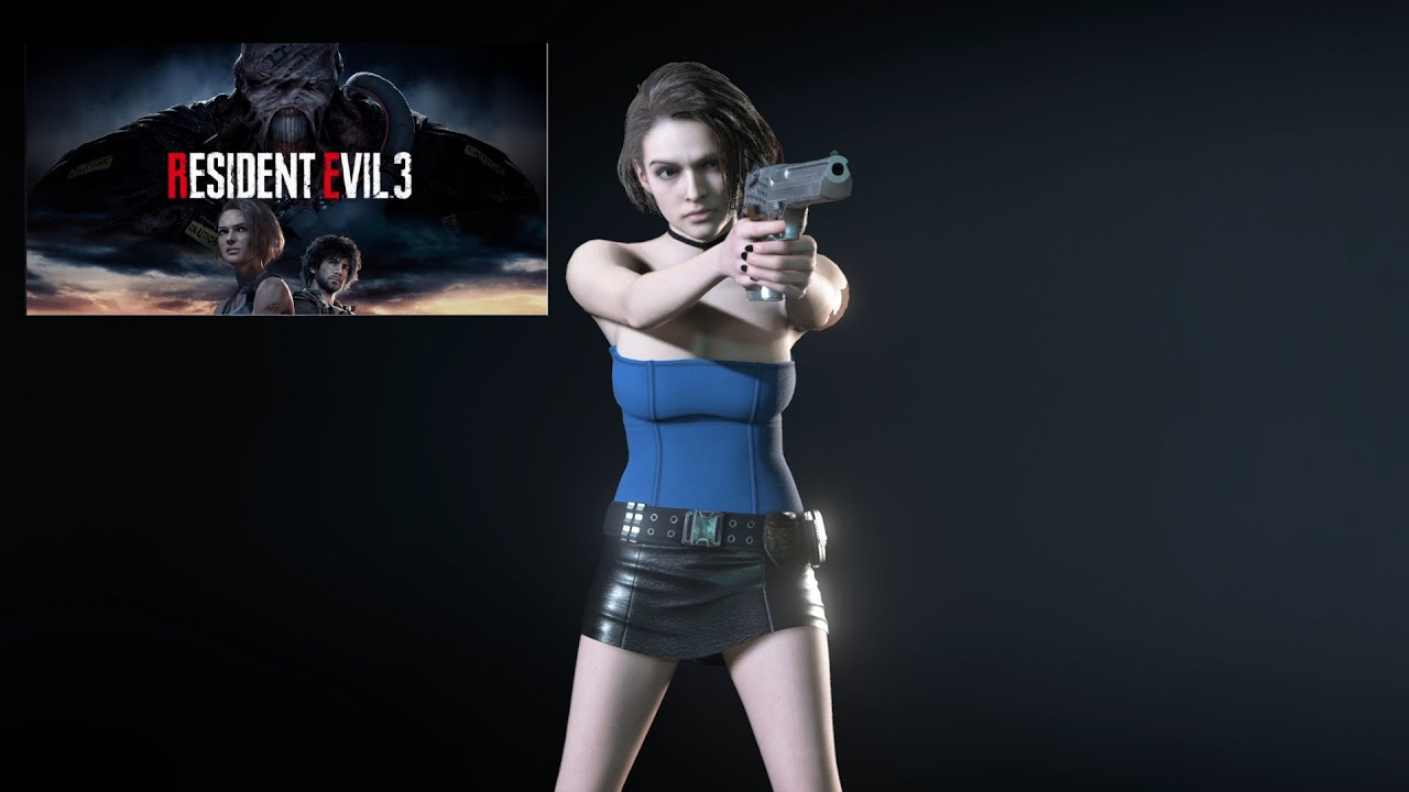 Resident Evil 2 Remake: Play as Jill Valentine with Six