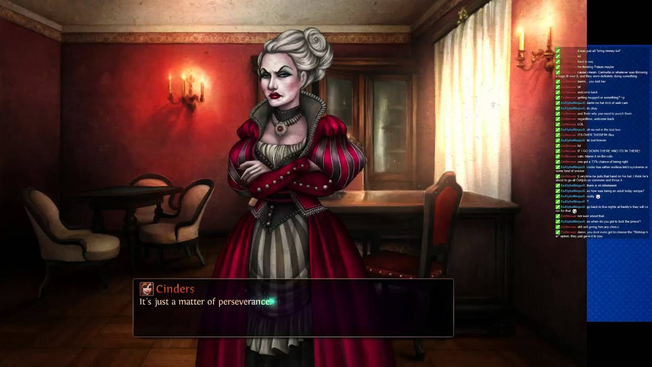 dating sim cinders and ashes