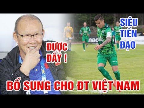 🔴Siêu Tiền đạo Gốc Việt Hiệu Suất 1 Bàn/trận Sắp Khoác áo ĐT Việt Nam Là Ai