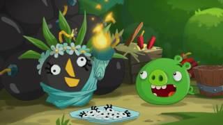 Злые птички - Энгри Бердс - Бомбина (S2E24) || Angry Birds Toons