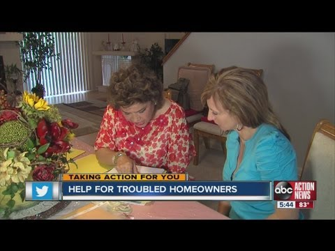 New mortgage assistance for troubled homeowners