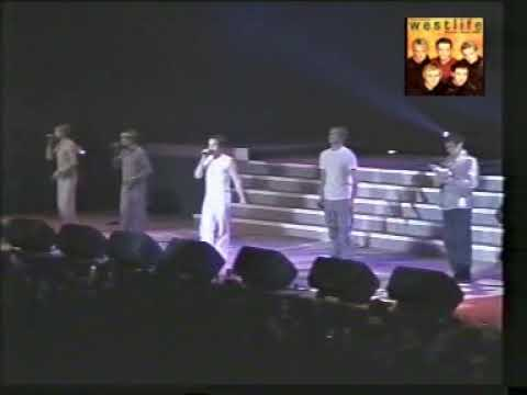 Westlife - Live In Jakarta I Don't Wanna Fight  03 Of 10