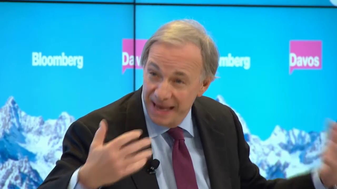 Ray Dalio: The End Of Easy Money For Central Banks