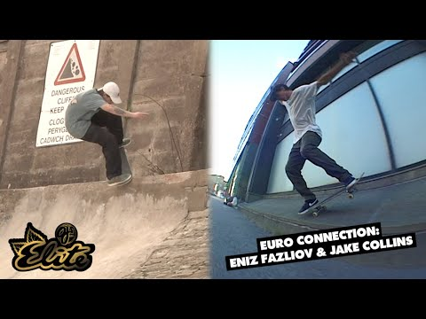 OJ Wheels | Euro Connection: Eniz Fazliov & Jake Collins