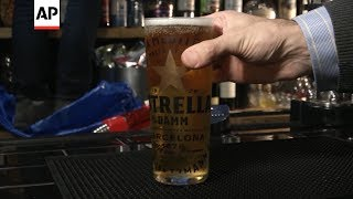 Bar Tech: Facial recognition helps pulling pints at London pub