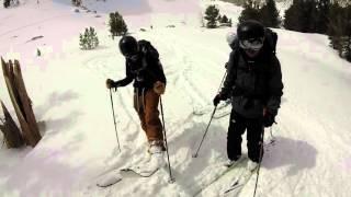 Backcountry ski 2016