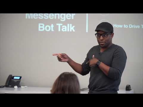Lift Digital Marketing Sessions - The Bots Are Coming!