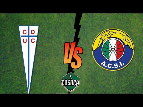 Union Española vs audax (el baile 5-2) from YouTube · Duration:  23 seconds